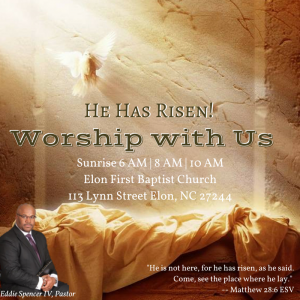 Easter Service 2015