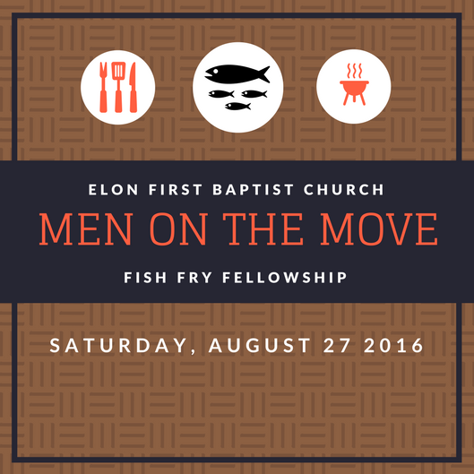 MOTM Fish Fry Fellowship
